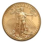 2014 American Gold Eagle 1 oz Uncirculated