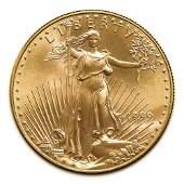 1999 American Gold Eagle 12 oz Uncirculated