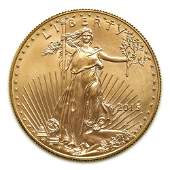 2015 American Gold Eagle 1 oz Uncirculated