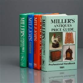 MILLER'S - QUATRO VOLUMES