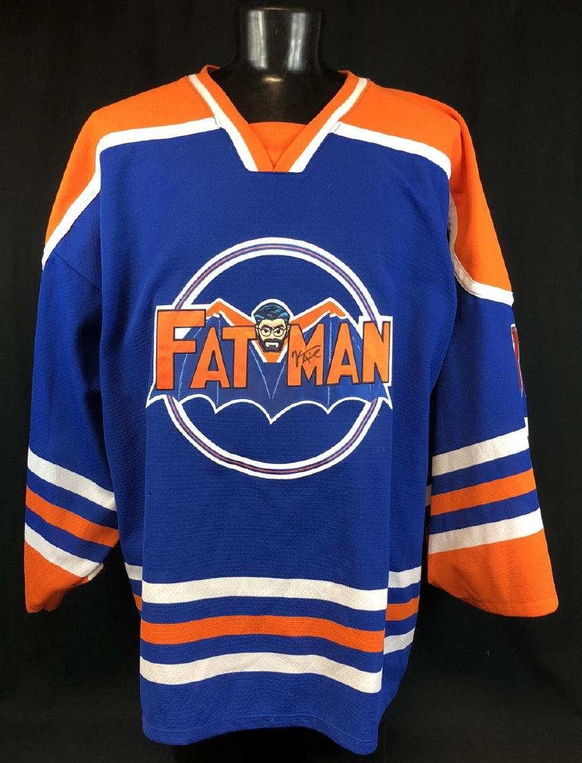 Kevin Smith Worn and Signed \
