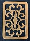 The Hobbit Trilogy - Elvish Unfinished Ornament