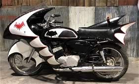Batman (1966–1968) - Yamaha YH Replica Batcycle with
