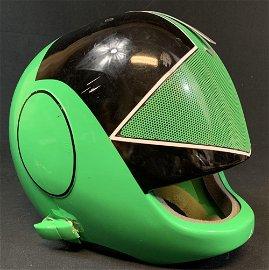 Power Rangers Green Ranger Touring Helmet