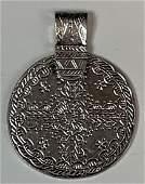 The Hobbit Trilogy - Silver Brooch Treasure Piece
