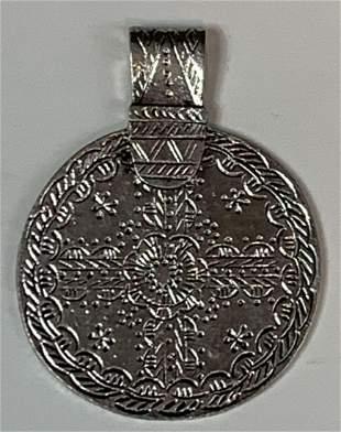 The Hobbit Trilogy Silver Brooch Treasure Piece
