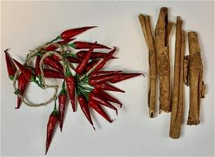 The Hobbit Trilogy Collection of Chilies and Bark
