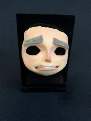 ParaNorman 2012 Norman Puppet Face