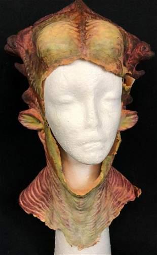 Bedtime Stories 2008 Female Alien Head Appliance