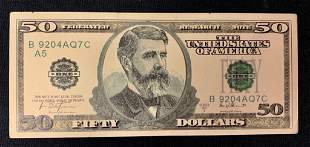 Breaking Bad 20082013 5000 Bank Note