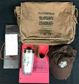 Cloverfield 2008 Rare Crew Gifts Given to Main Crew
