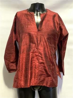47 Ronin (2013) - Keanu Reeves (Kai) Worn Red Shirt