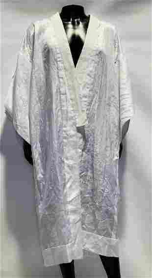 47 Ronin (2013) - Keanu Reeves (Kai) Worn White Robe