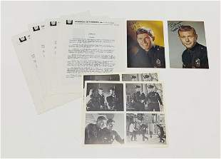 Adam-12 (1968–1975) - Press Kit and Signed Photos