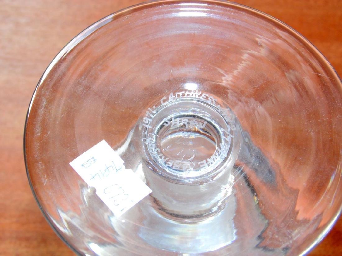 Rare Set of 6 Caithness British Wildlife  Crystal - 4