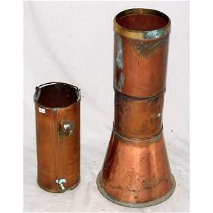 Casella London Copper Rain Gauge W5150