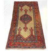 Antique Persian Hand Woven Carpet