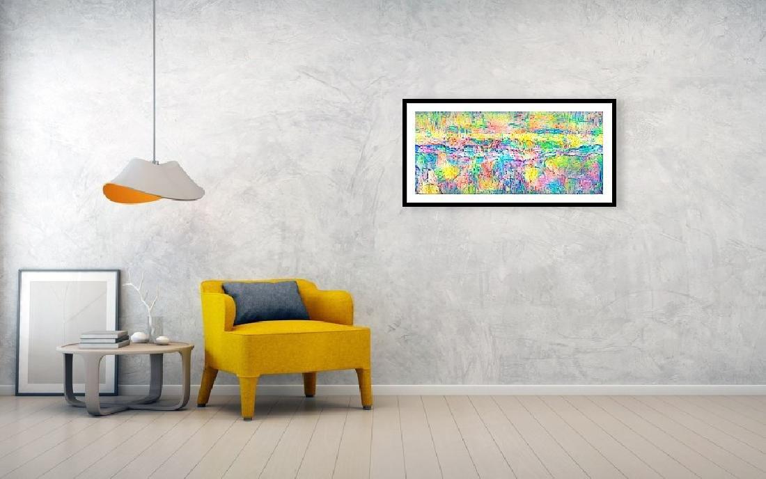 Pointillism Landscape - 2