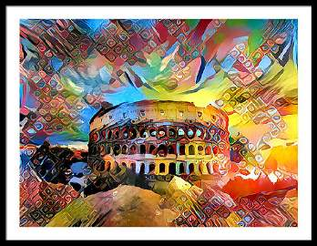 Psychedelic Colosseum