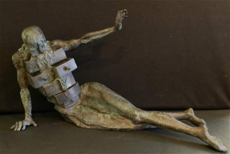 Dali Le Cabinet Anthropomorphique Sculpture Dali
