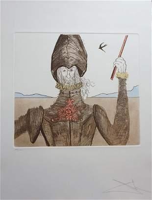 Dali Historia de Don Quichotte de la Mancha The Dreame