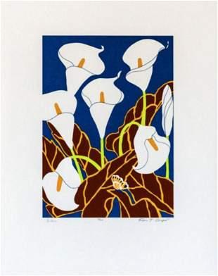 Ann T Cooper Lilies