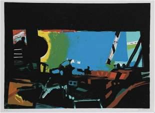 John Hultberg Wide Window II