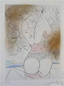 Salvador Dali La Venus aux Fourrures The Torso
