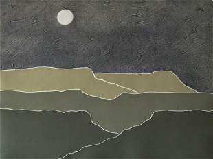 Peter Keefer Taos Dusk