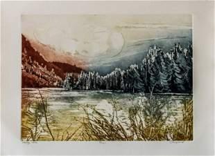 Irmgard Valley Lake
