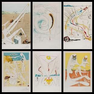 Salvador Dali Conquest of Cosmos 1