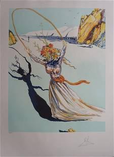 Salvador Dali Transcendent Passage