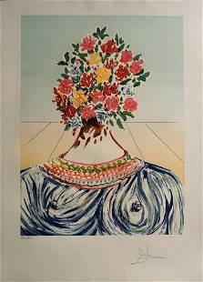 Salvador Dali Retrospective The Flowering of
