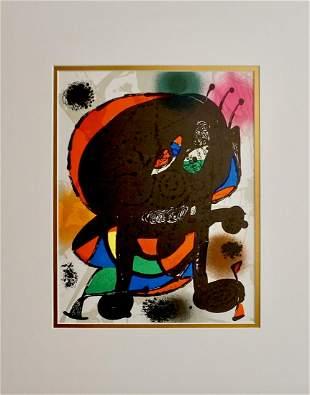 Miro Untitled III Volume III