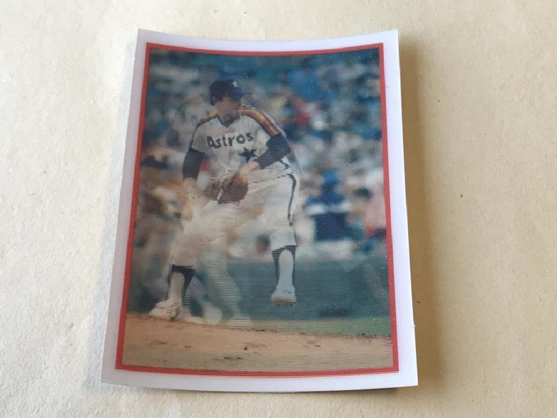 Nolan Ryan Astros 1987 Sportflics Baseball Card Apr 14 2019