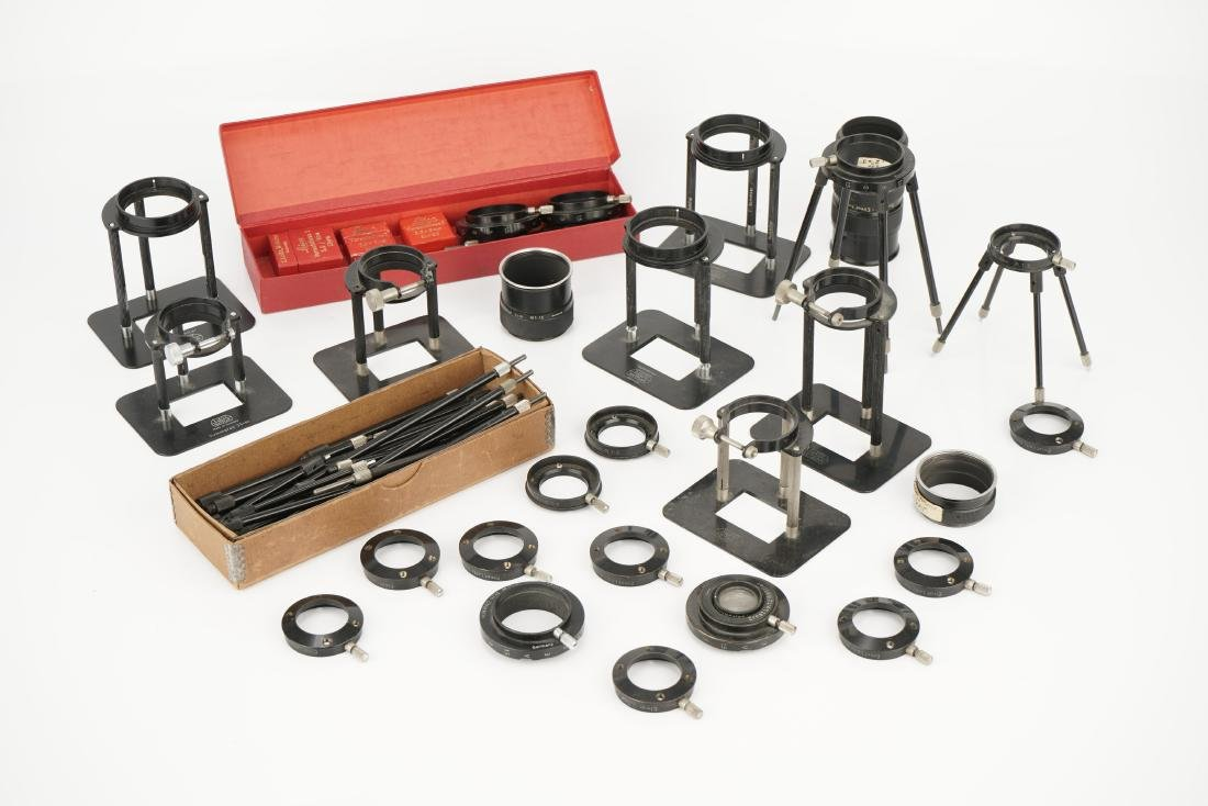 A Collection of Leitz Copying Devices,