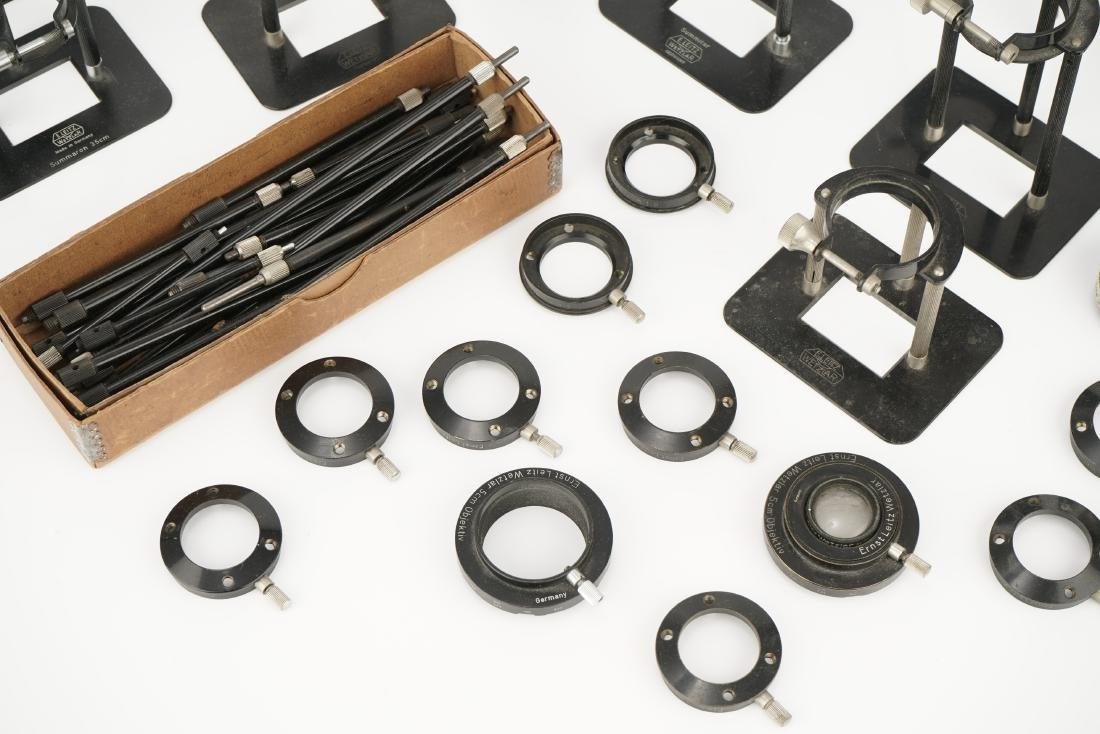 A Collection of Leitz Copying Devices, - 2