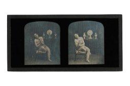 An Erotic Stereo Daguerreotype,