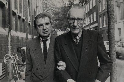 JOHN MINIHAN, Francis Bacon & William Burroughs in