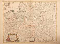 An 18th Century Map of Poland