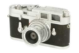 A Leica M3 Rangefinder Camera,