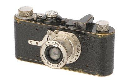 A Leica Ia Camera,
