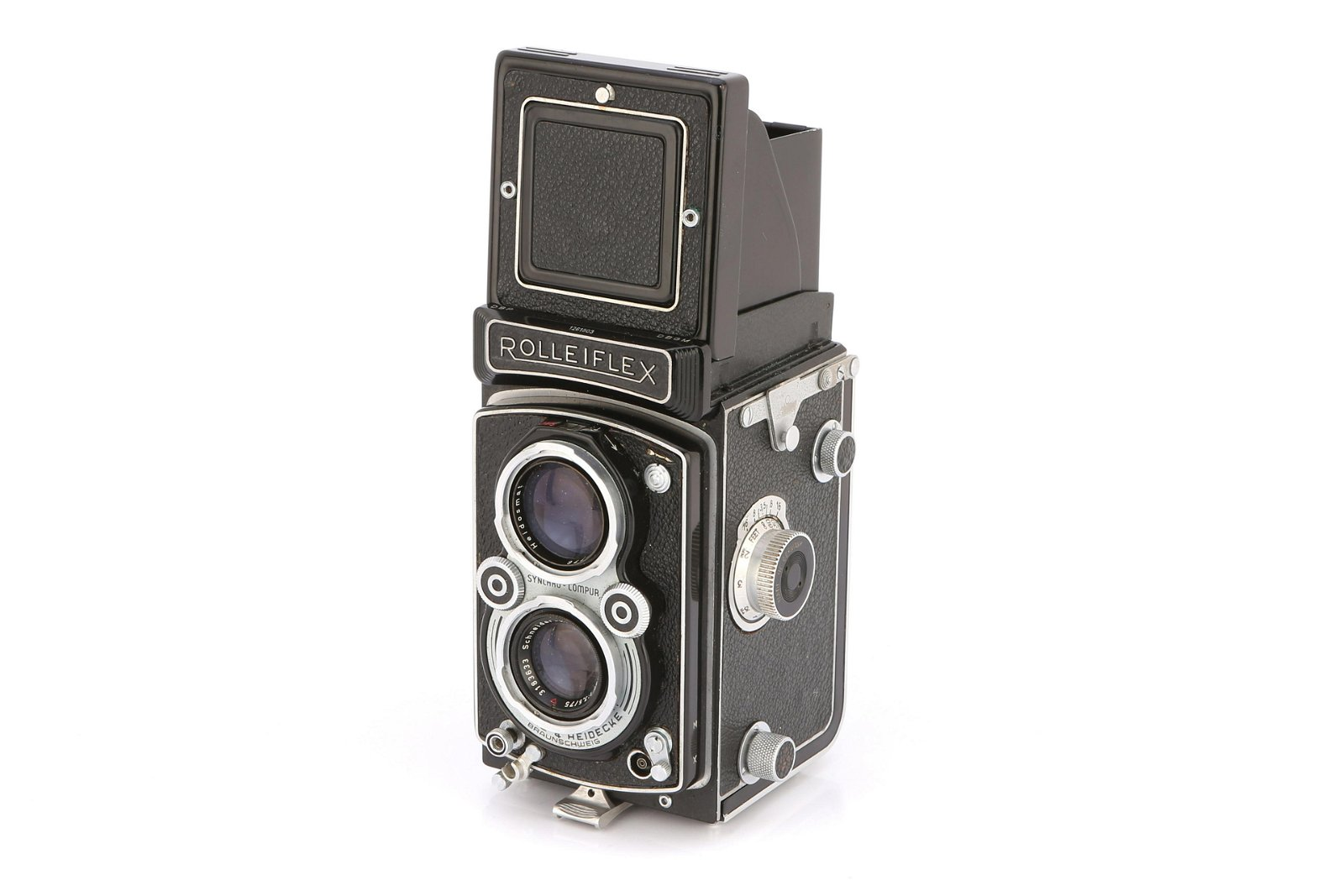 * A Rollei Rolleiflex Automat MX TLR Camera,