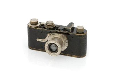 A Leica I Model A Elmax Camera,