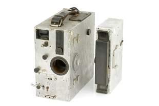 A Newman Sinclair Auto Kine Model E 35mm Cine Camera,