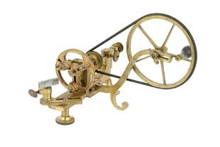 Watchmakers Mandrel, English 19th Century,