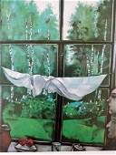 """Marc Chagall - Window in The Country""""In the style of"""""""