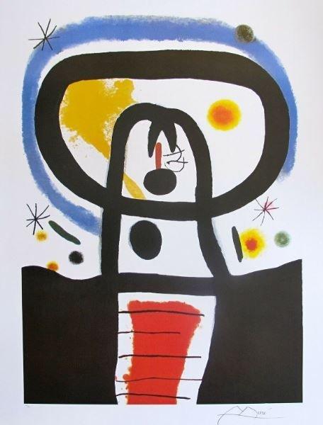 Joan Miro - Equinox
