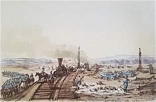 Prince de Joinville Manassas Station