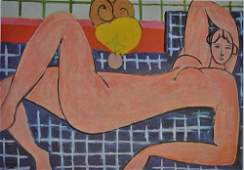 """Matisse - PINK NUDE """"After"""""""